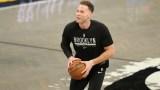Brooklyn Nets power forward Blake Griffin