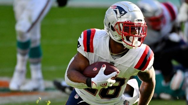 NFL free agent running back James White