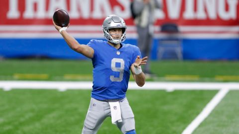 Los Angeles Rams quarterback Matthew Stafford