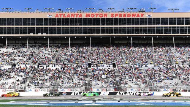 NASCAR QuikTrip 500 at Atlanta Motor Speedway