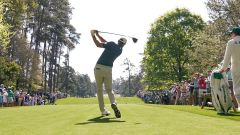 2021 Masters - Dustin Johnson