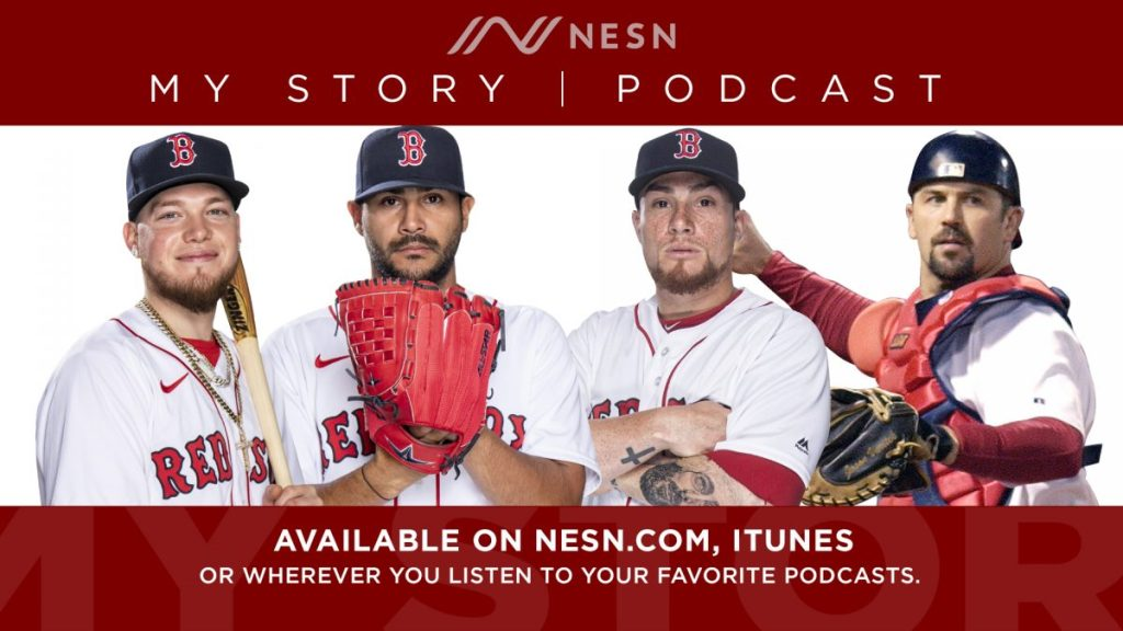 NESN My Story Podcast