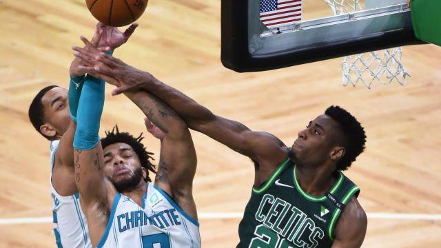 Boston Celtics Rookie Aaron Nesmith