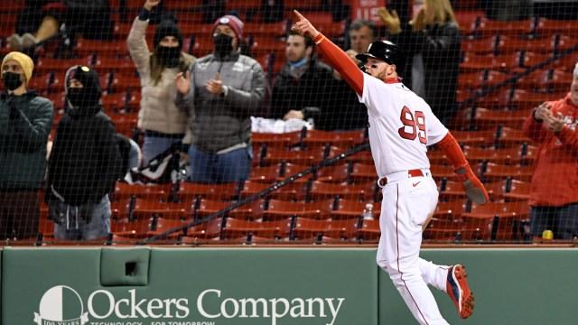 Boston Red Sox Outfilder Alex Verdugo
