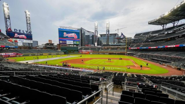 Atlanta Braves' Truist Park