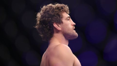 Former MMA fighter Ben Askren
