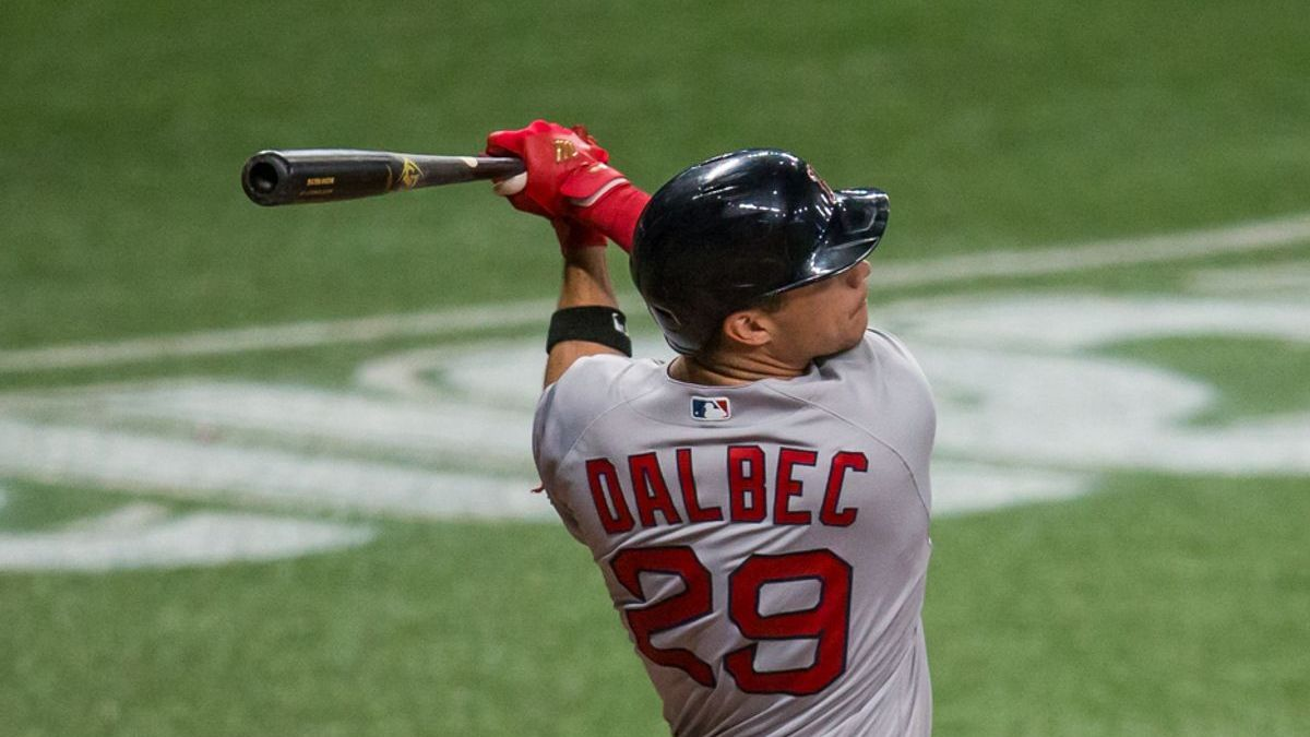 Bobby Dalbec Starting To Heat Up As Red Sox Look For Stretch Run