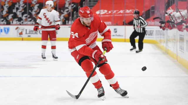 Detroit Red Wings right wing Bobby Ryan