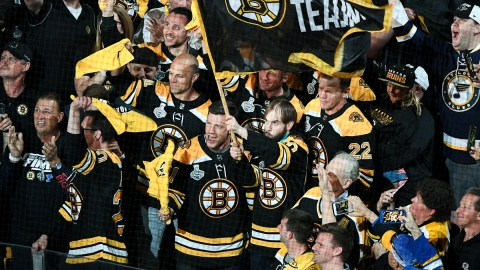 Andrew Ference and The 2011 Boston Bruins