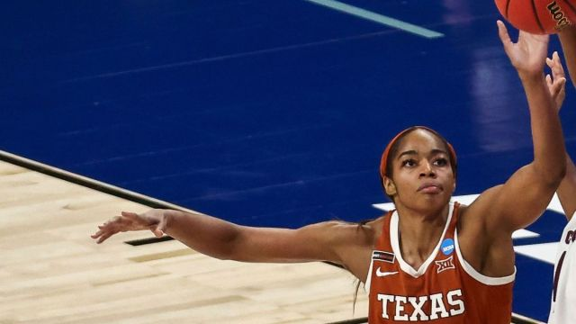 Dallas Wings draft pick Charli Collier