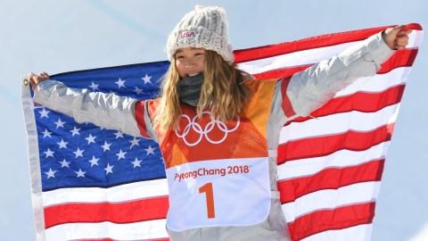 Olympic Gold medalist Chloe Kim