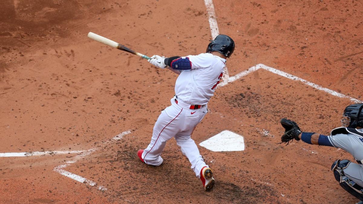 J.D. Martinez, Christian Vázquez Have Powered Red Sox Offense So Far