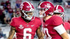 NFL Draft: DeVonta Smith, Mac Jones