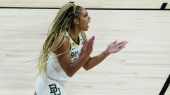 Connecticut Sun draft pick DiJonai Carrington