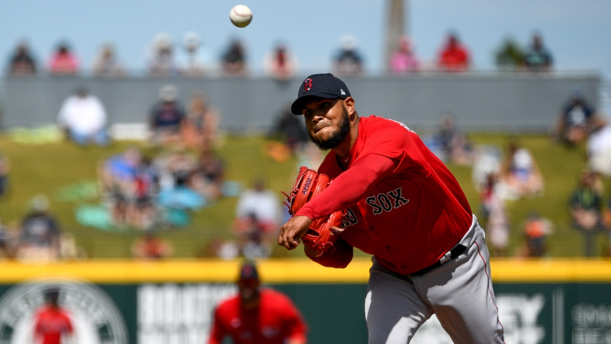 Eduardo Rodriguez Returns To Hill Thursday For First Time Since 2019