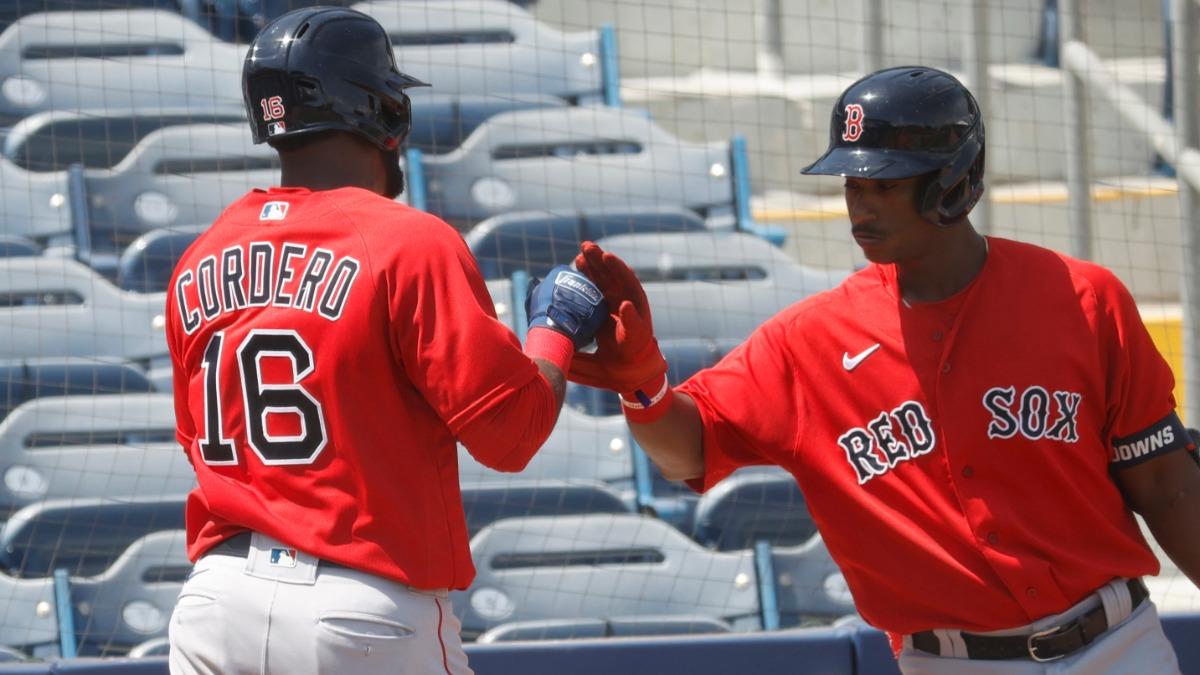 Franchy Cordero Set To Make Red Sox Regular Season Debut Vs. Orioles