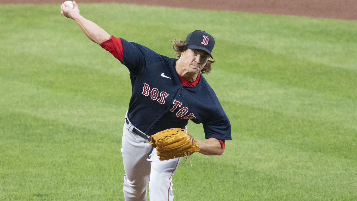 Garrett Richards Impresses In Red Sox's 11-6 Victory Over Orioles