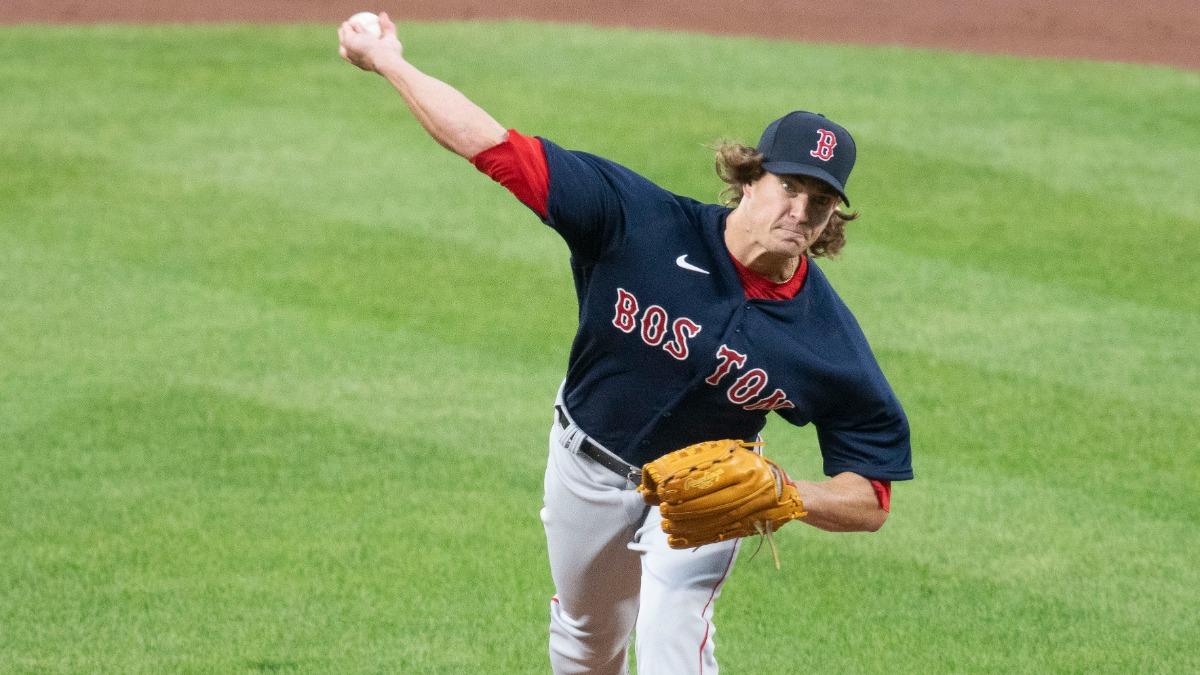 Garrett Richards Shines In Second Start Of 2021 For Red Sox Vs. Orioles