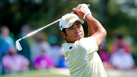 PGA Tour golfer Hideki Matsuyama