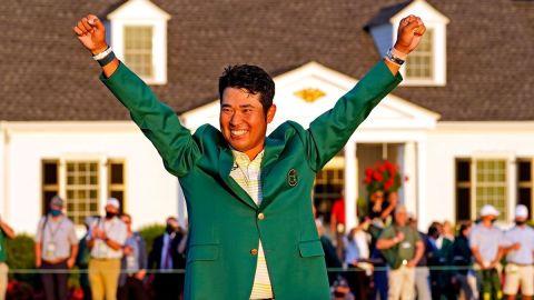 Masters champion, PGA Tour Golfer Hideki Matsuyama