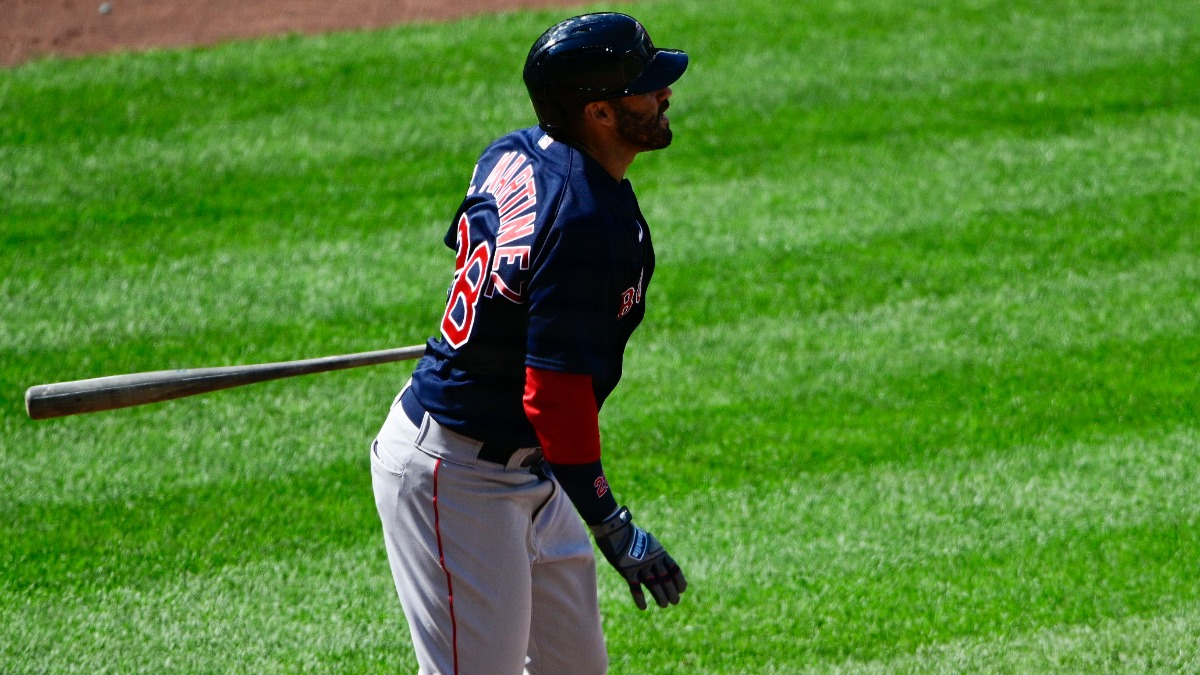 This Stat Puts J.D. Martinez's Historic Start Into Prospective For Red Sox