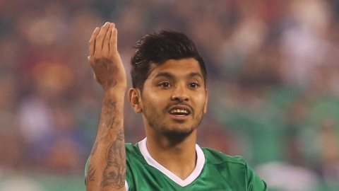 FC Porto and Mexico midfielder Jesus Corona