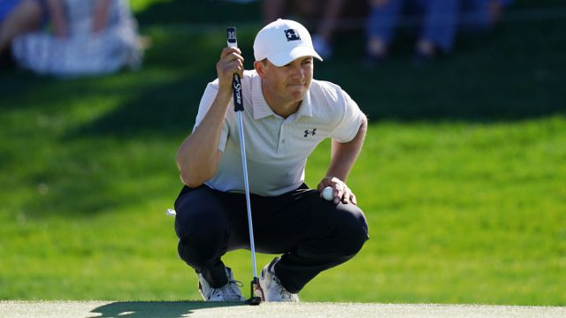 PGA golfer Jordan Spieth