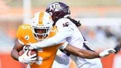Tennessee wide receiver Josh Palmer