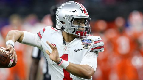 NFL Draft: Ohio State quarterback Justin Fields