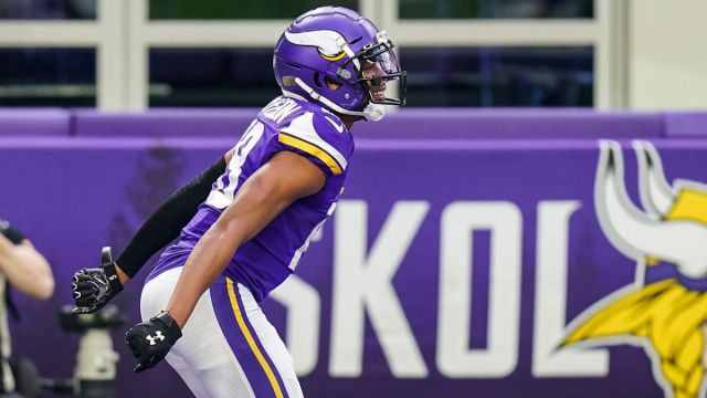 NFL: Jacksonville Jaguars at Minnesota Vikings