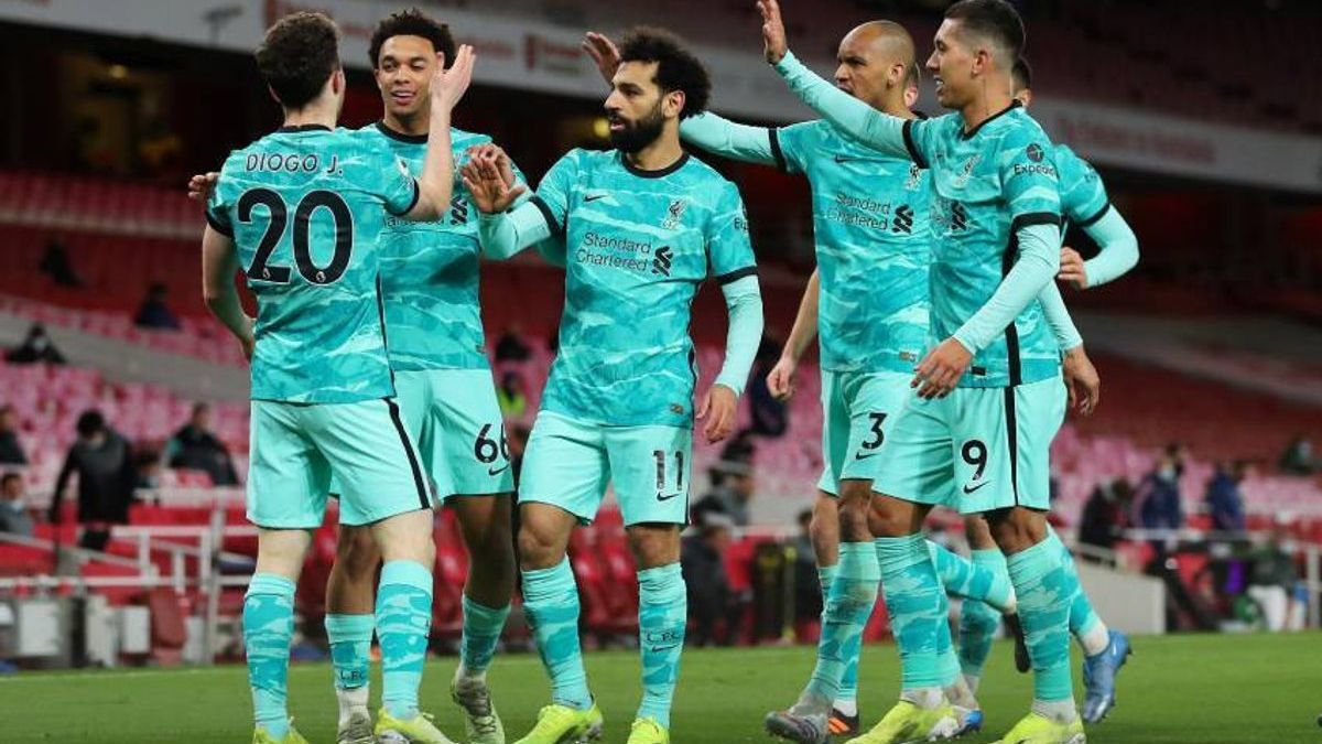 Liverpool Vs. Arsenal: Score, Highlights From Premier League Game