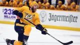 Nashville Predators Defenseman Mattias Ekholm