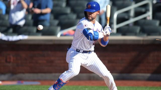 New York Mets Right Fielder Michael Conforto