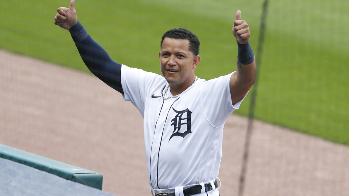 Surefire Hall Of Famer Miguel Cabrera In Town With Tigers Against Red Sox