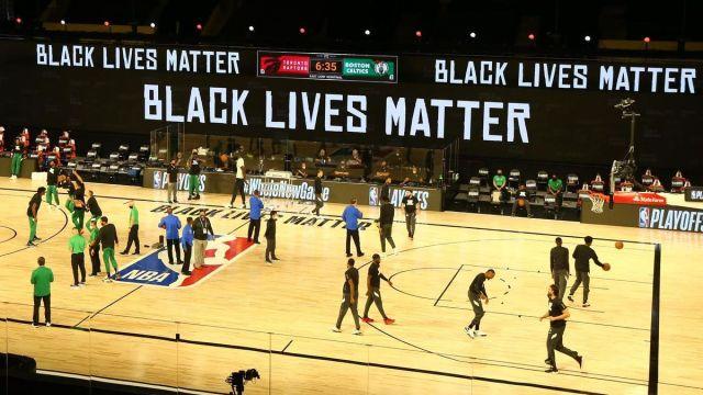 NBA Black Lives Matter