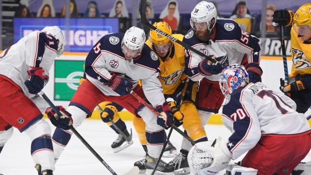 NHL Trade Deadline: Columbus Blue Jackets defenseman David Savard