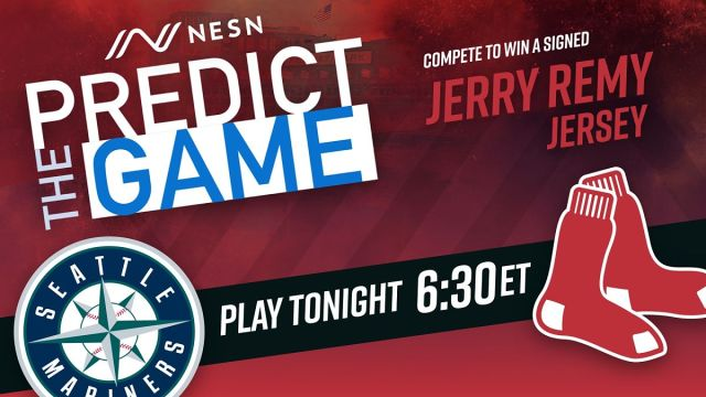 Mariners-Red Sox Predict The Game