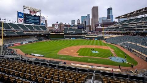 Minnesota Twins stadium Target Field