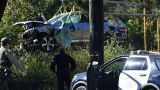 Golf: Tiger Woods Involved In Car Accident