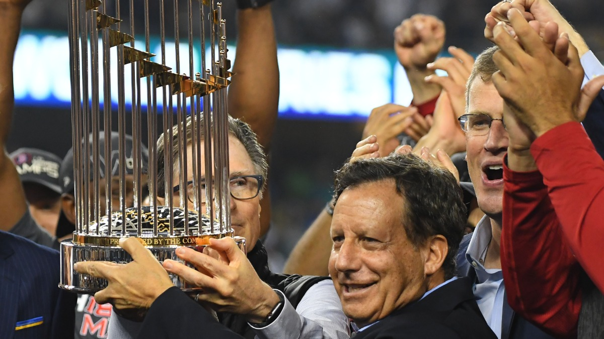 Red Sox Chairman Tom Werner Joins Tom Caron Ahead Of 2021 Opening Day