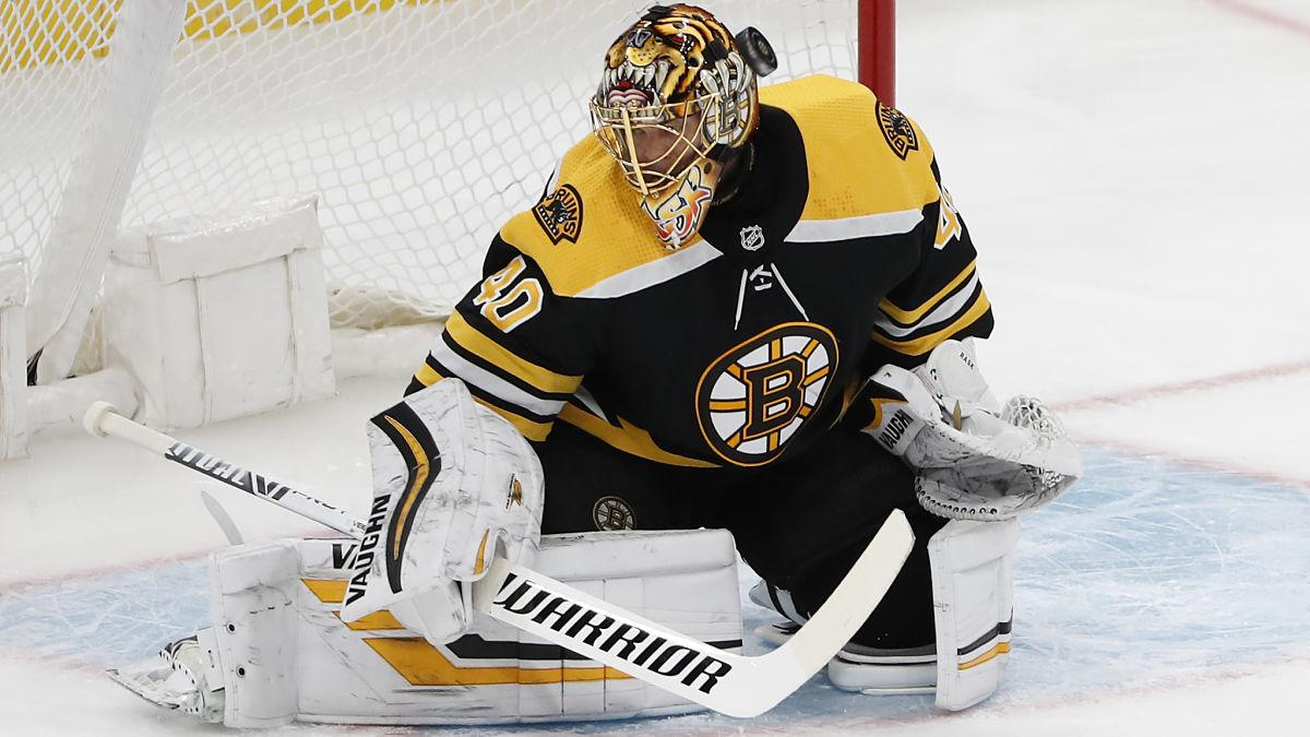 Capitals-Bruins Lines, Pairings: Tuukka Rask Starts In Matinee Matchup - NESN.com