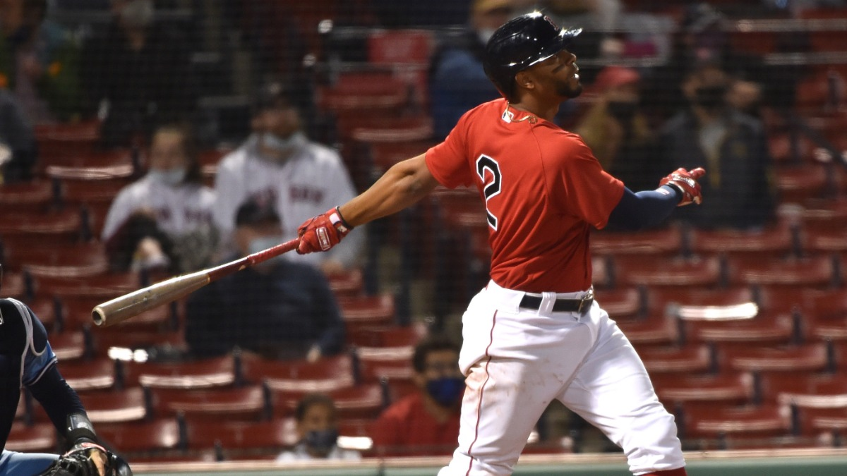 These Stats Show How Successful Xander Bogaerts Is Offensively Right Now