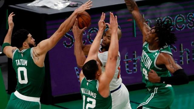 Boston Celtics vs. New York Knicks