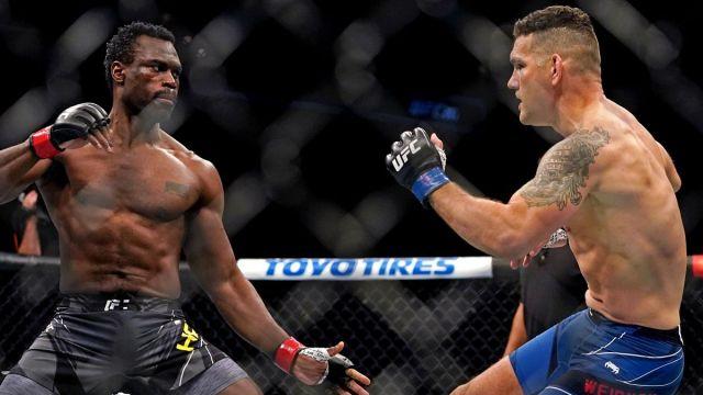 UFC fighter Chris Wediman