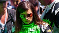 Former professional race car driver Danica Patrick