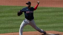 Boston Red Sox pitcher Eduardo RodrÂ'guez