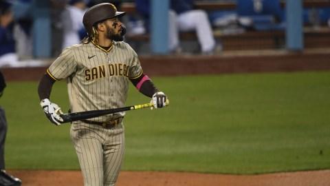 San Diego Padres shortstop Fernando Tatis