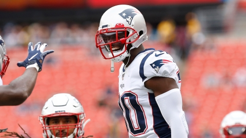 NFL free agent cornerback Jason McCourty