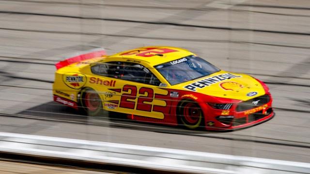 NASCAR Cup Series driver Joey Logano