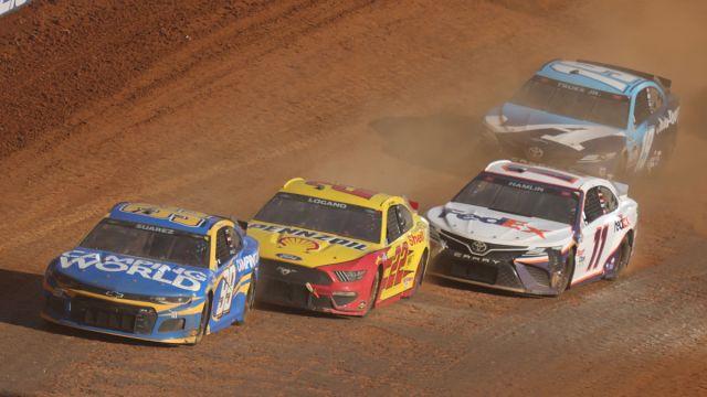 NASCAR driver Joey Logano